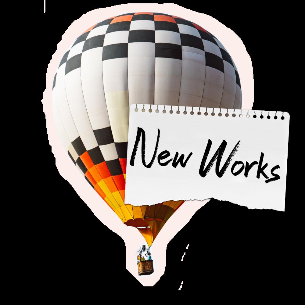 Air balloon New Works